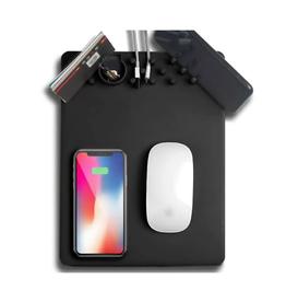 Charging Mousepad Black