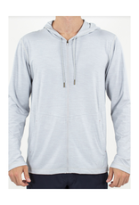 Training Performance Hoodie - Light Grey