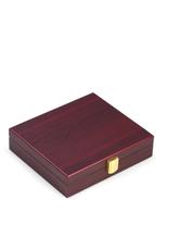 Wooden Poker Set