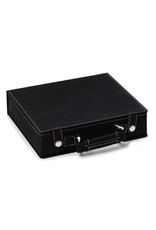 Poker Set - Black Leatherette