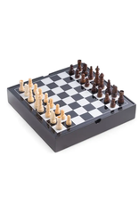 Multi Game Set - Black Lacquered