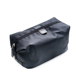 Travel Dopp Kit - Black Nylon