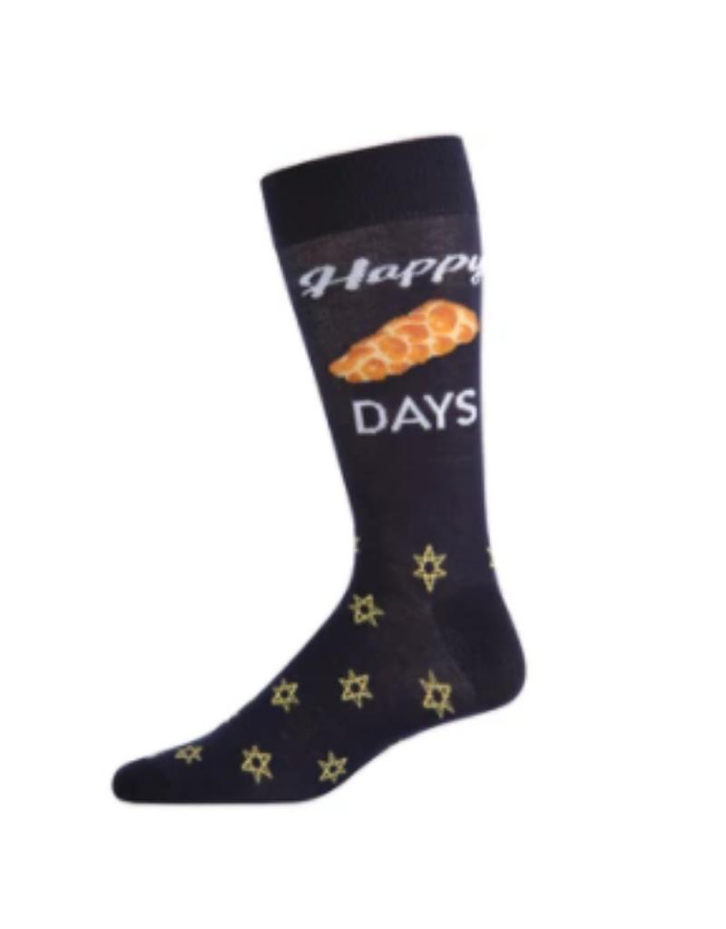 Happy Challah Days Socks