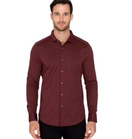 Raffi The Marquee L/S Button Down Burgundy