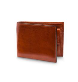 Bosca RFID Euro-Size Wallet w/Coin Pocket
