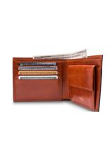 Bosca Euro Wallet w/coin/rfid