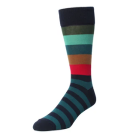 Bold Stripes Socks