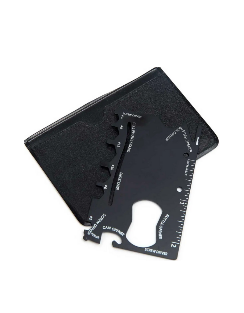 16 Function CC Size Wallet Tool