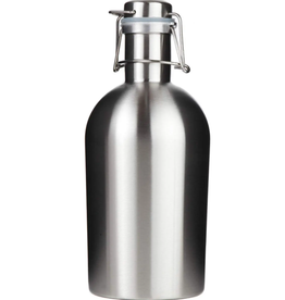 64oz Growler Stainless Steel
