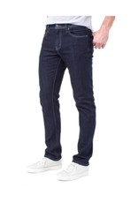 Kingston Modern Straight - Indigo Rinse