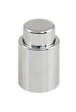 TRUE Push Top Vacuum Bottle Sealer Chrome