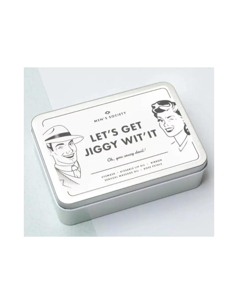 Lets Get Jiggy