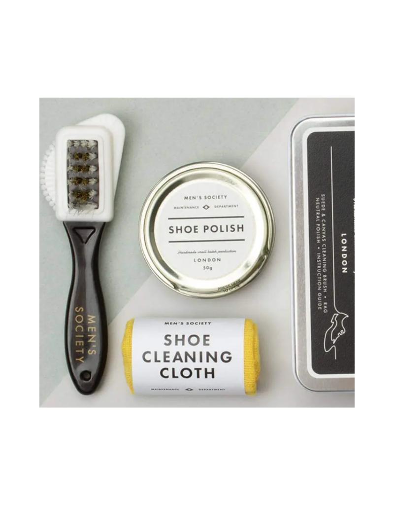 Men's Shoe Polishing Kit