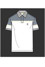 PB Draycott White Polo