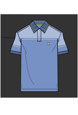 PB Draycott Lapis Blue  Polo