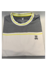 PB Draycott Sport Tee - White/Grey