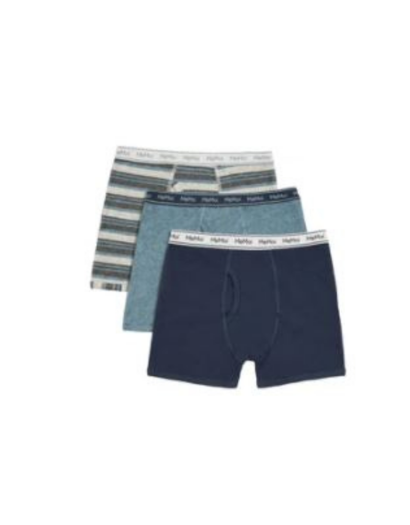Boys 3 Pack Boxers