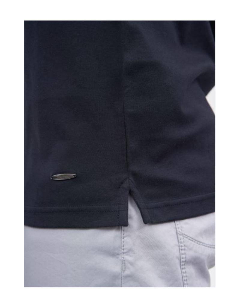 Brax Petko - Long Sleeve Polo - Navy
