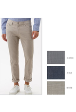 Brax Cooper Fancy - Regular Fit - Sand
