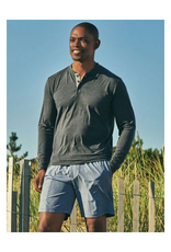 Fair Harbor FH The Seabreeze Henley - Charcoal
