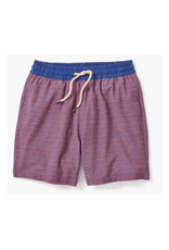 Fair Harbor FH  Kids Bayberry Trunk - Red Waves