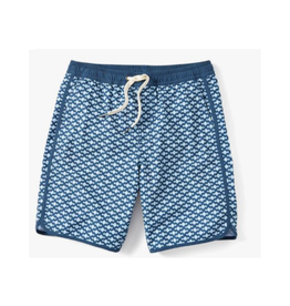 Fair Harbor FH  Kids Anchor Trunk - Mist Seaview