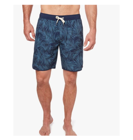 Fair Harbor FH Mens Anchor Trunk - Grey Floral