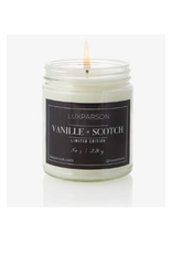 Luxparson Luxe Candles: Vanille & Scotch