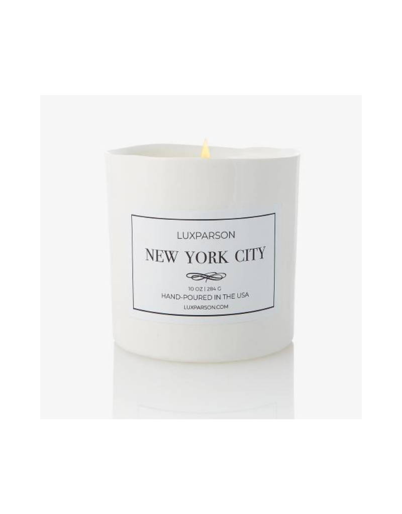 Luxparson Luxe Candles: New York City