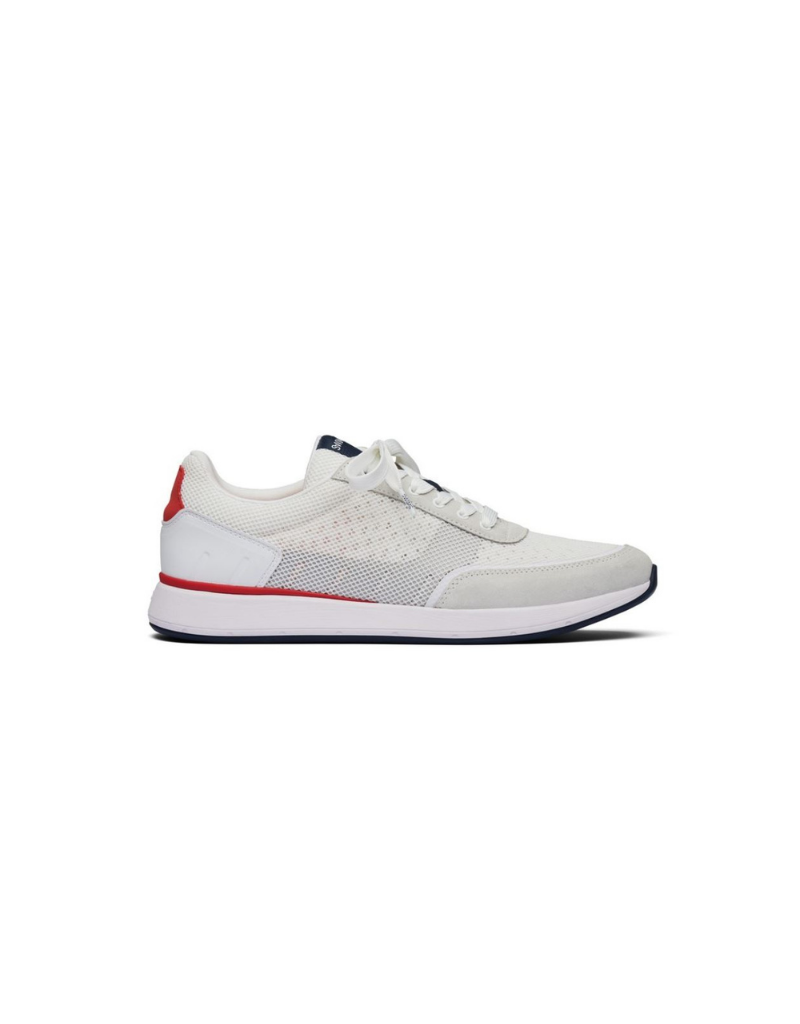 Swims Swims Wave Athletic Sneaker - White