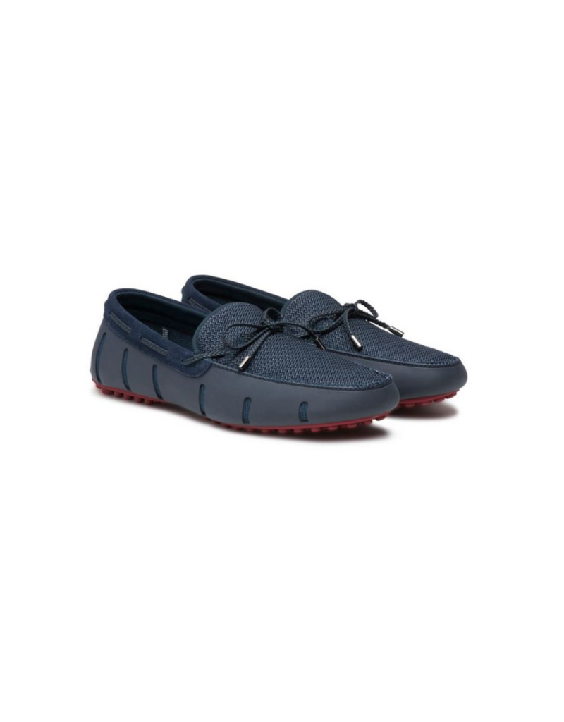 Swims Swims Braided Lace - Navy