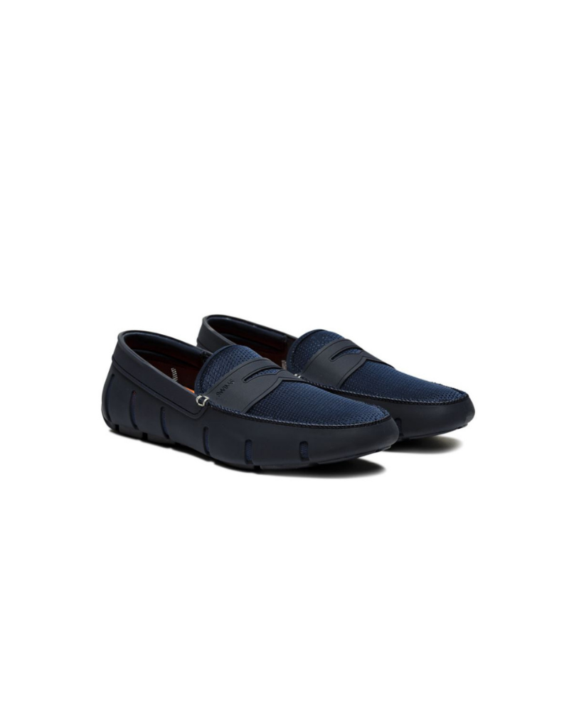 Swims Swims Penny Loafer - Navy