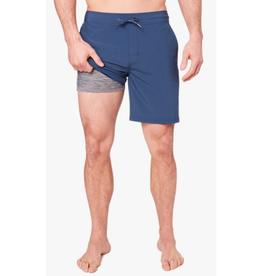 Fair Harbor FH Mens Ozone Short - Navy Solid