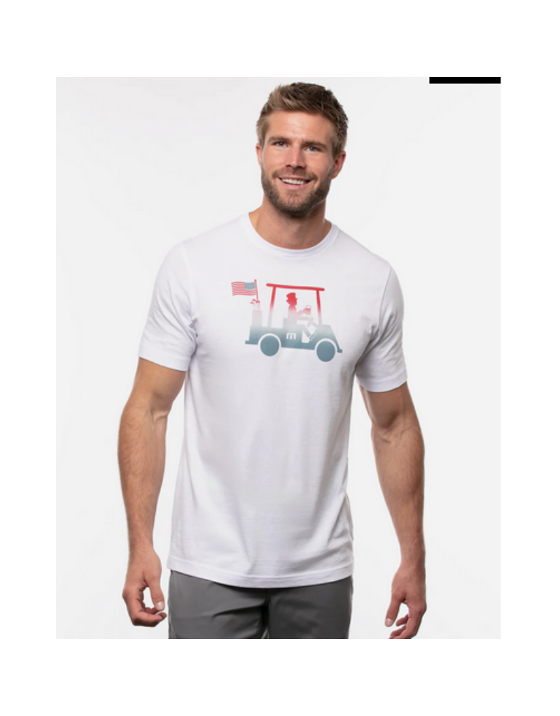 TM Pledge To Beer Tshirt - White