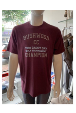 TM Bushwood CC Wine/Blue