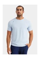 Rhone Reign SS T Shirt - Blue Fog