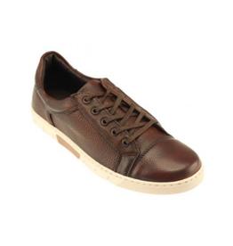 TB Phelps - Deerskin Leather Sneaker US11