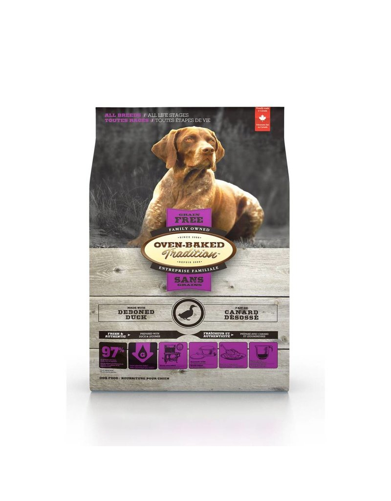 OvenBaked Tradition Nourriture Chien / Sans Grain OvenBaked Tradition