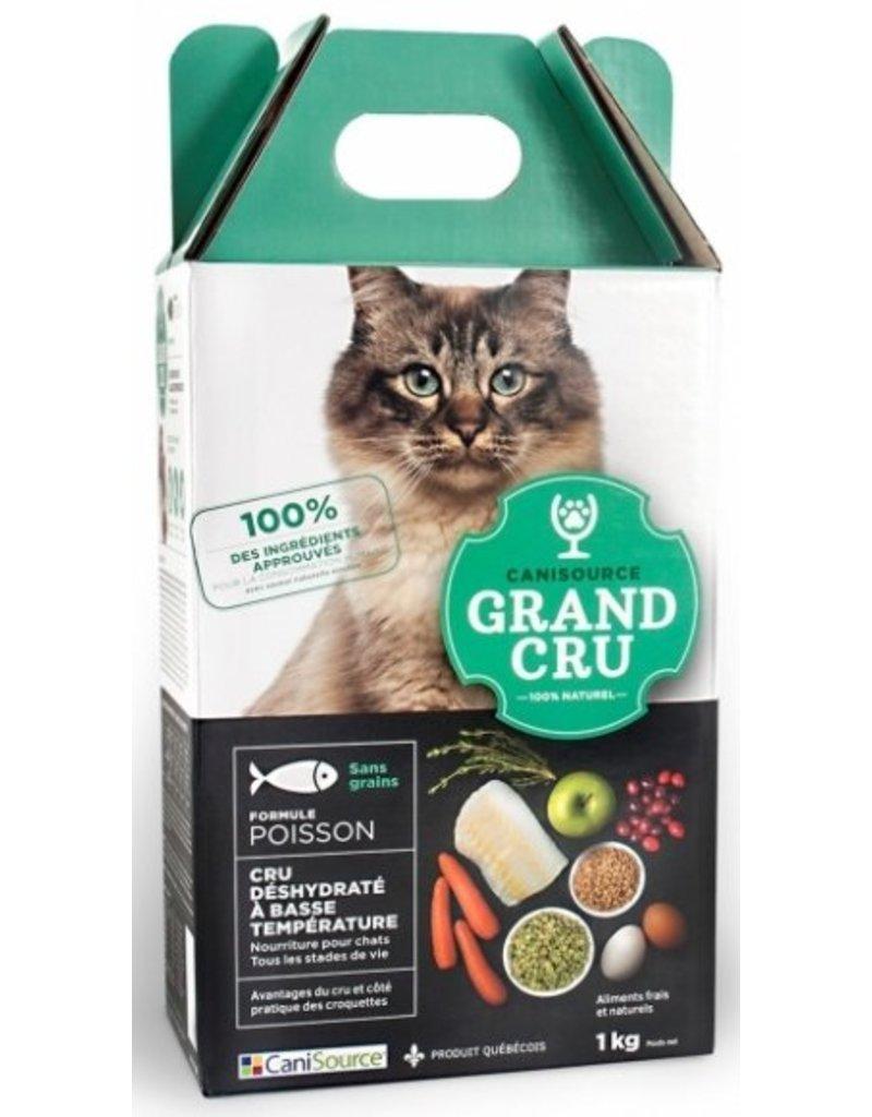 CANISOURCE Nourriture Chat Canisource Grand Cru