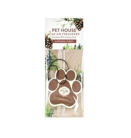 Pet House Désodorisant pour voiture Pet House