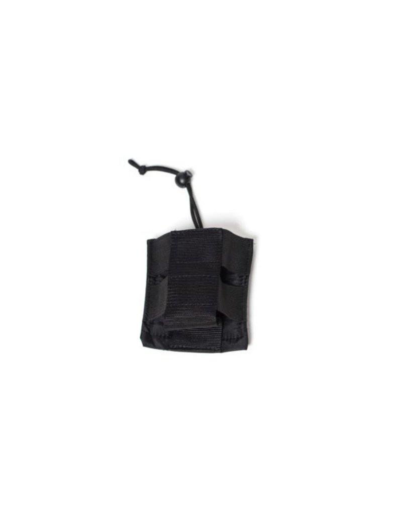 Nahak Porte-gourde noir pour ceinture de canicross