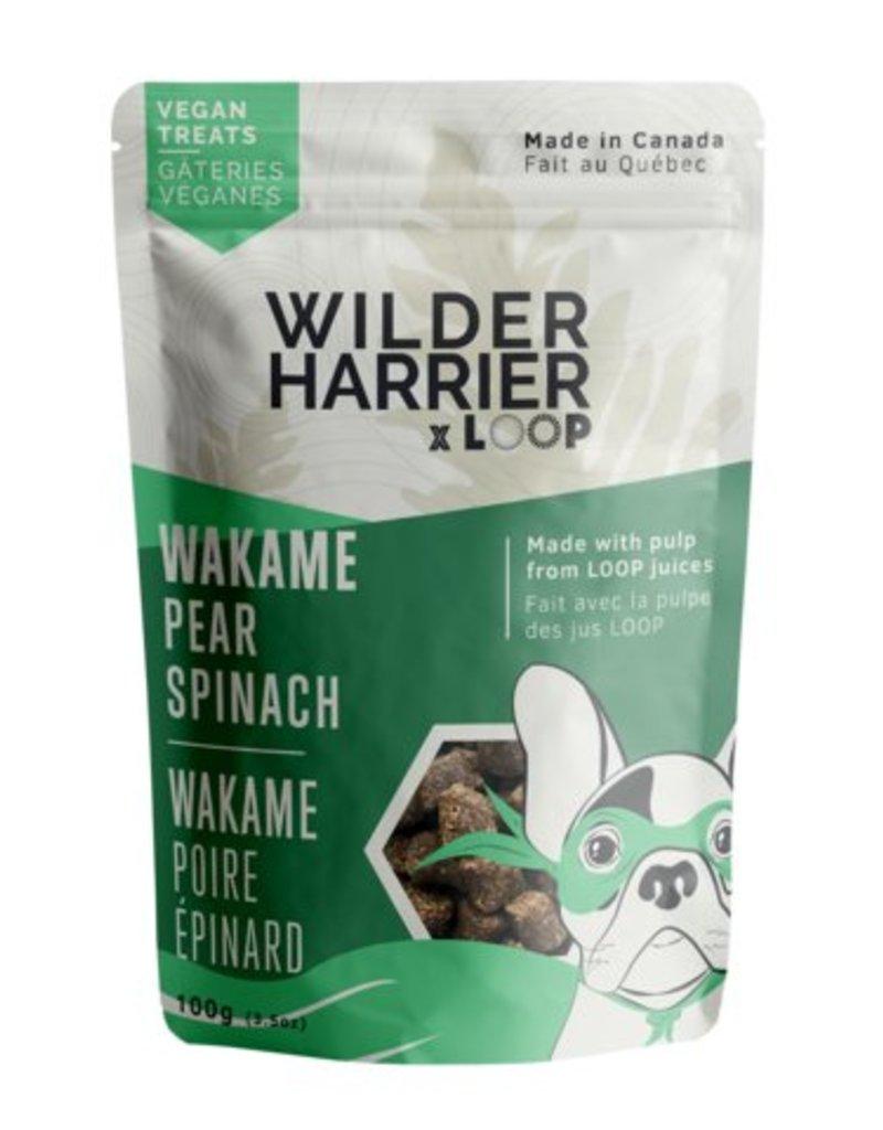 WILDER HARRIER WILDER H. CHIEN VEGANE WAKAME