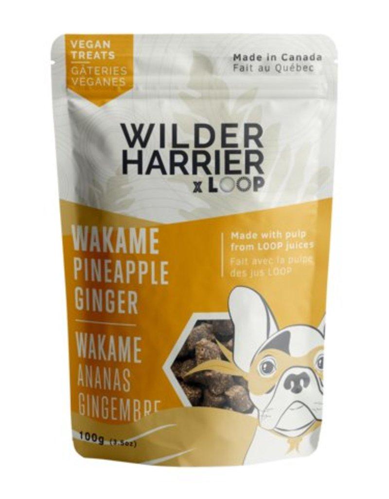 WILDER HARRIER WILDER H. DOG VEGANE WAKAME