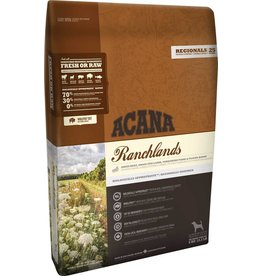 Acana Ranchlands Acana Dog Food, Regionals Series