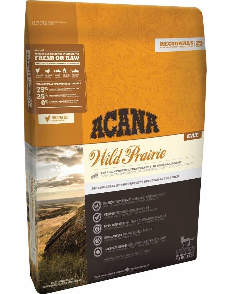 Acana Nourriture Acana Chat Wild Prairie