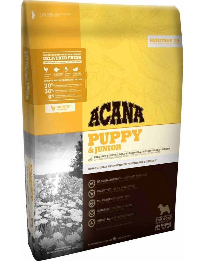 Acana Nourriture Acana Chien Serie Heritage Puppy+Jr