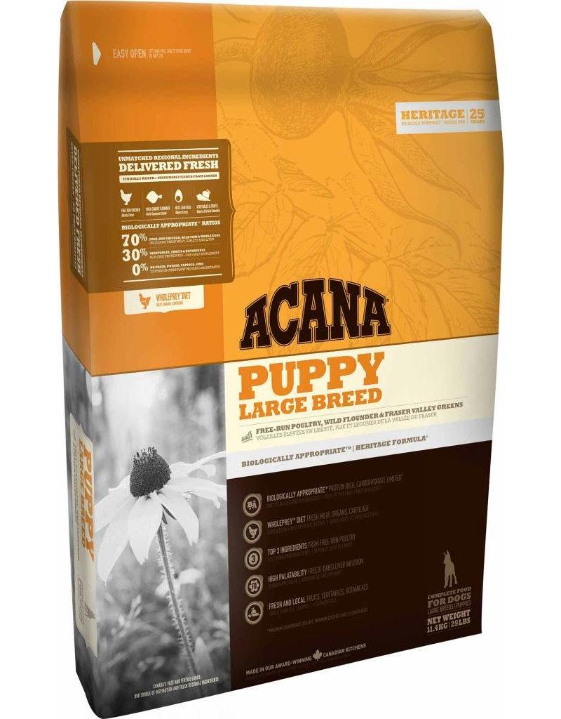 Acana Acana Dog Series Heritage Puppy Large Breed Food