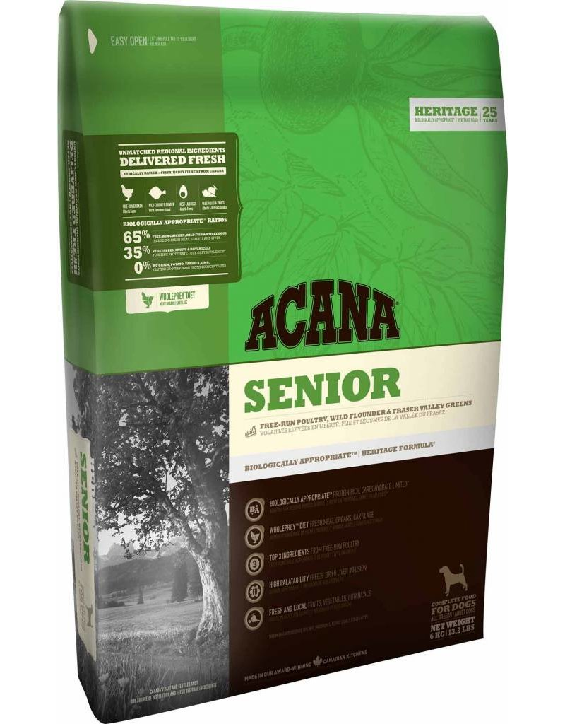 Acana Acana Dog Senior Heritage Series Food