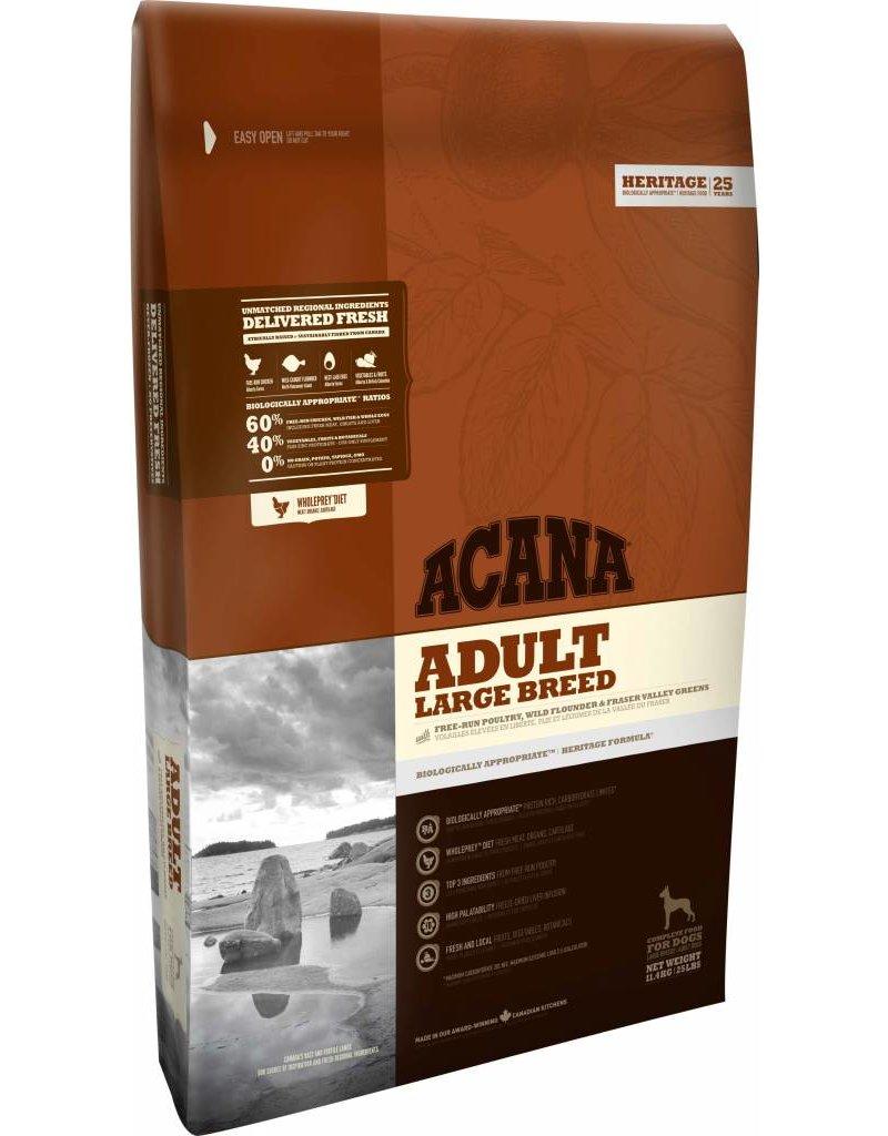Acana Nourriture Acana Chien Serie Heritage Adulte Grande Race