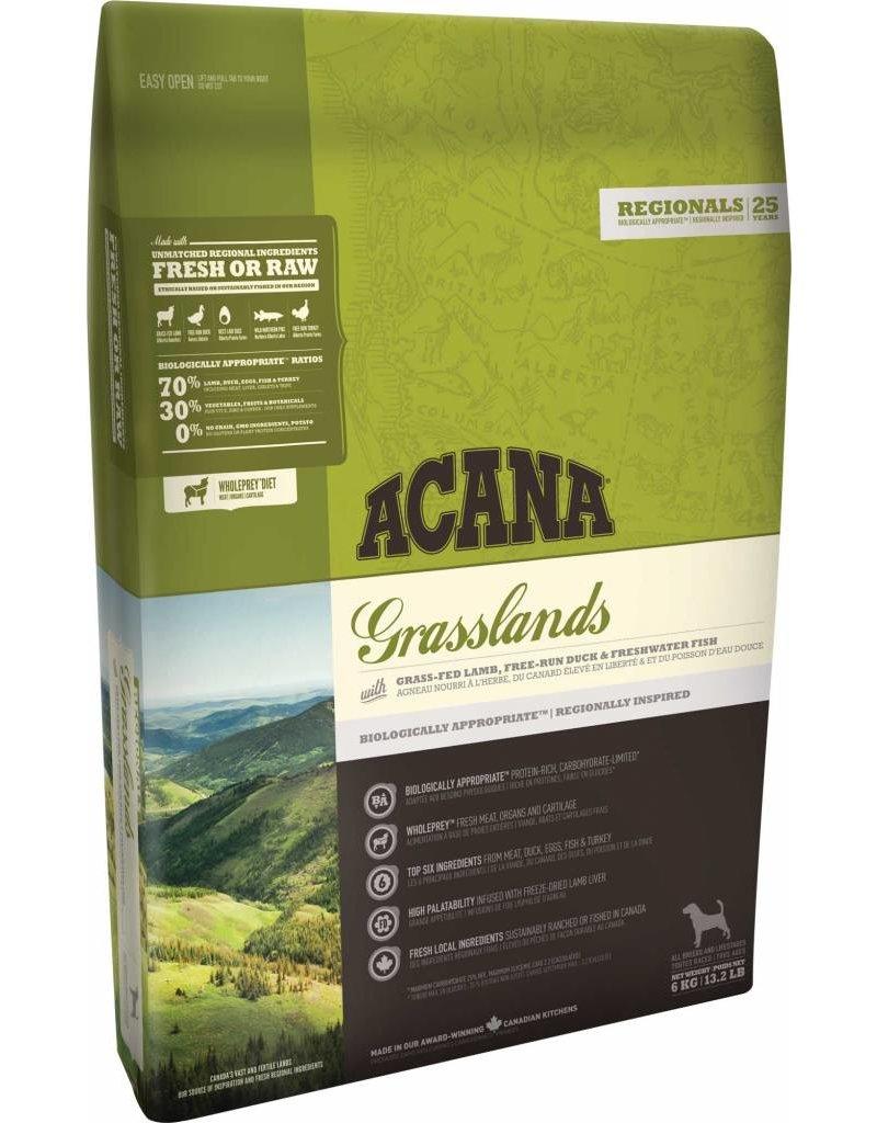Acana Nourriture Acana Chien Grassland  Série Régionale